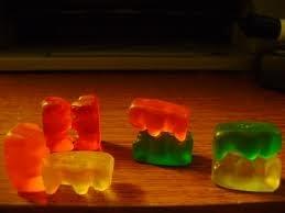 Gummy ভালুক Orgy ;D