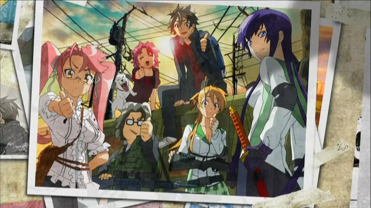 H.O.T.D - Highschool of the Dead Wallpaper (17123434) - Fanpop