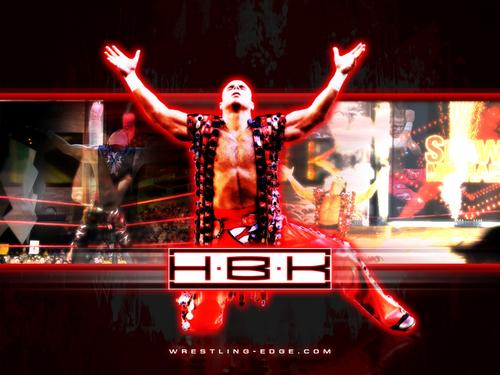 Professional Wrestling hình nền probably with a buổi hòa nhạc called HBK