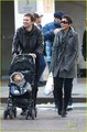 Halle Berry & Olivier Martinez: Smiley Stroll in NYC - halle-berry photo