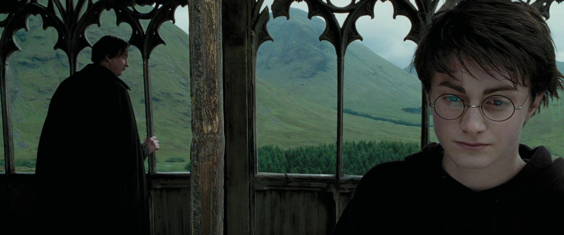 Harry Potter And The Prisoner Of Azkaban Blu Ray Harry