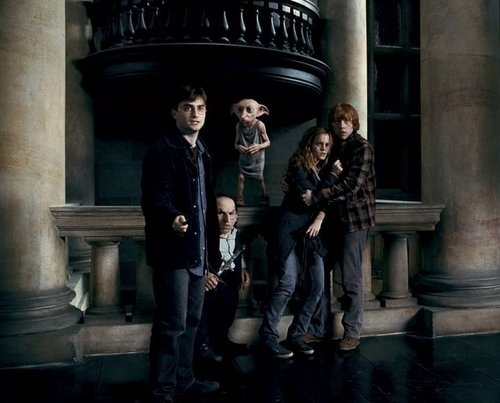 Harry Potter and The Deathly Hallows Pics