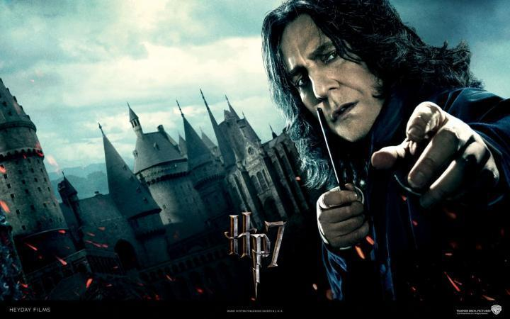 alan rickman harry potter premiere. Harry Potter and the Deathly