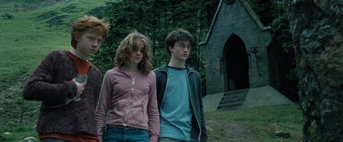 romione wallpaper possibly with a rua titled Harry Potter and the Prisoner of Azkaban (BluRay)