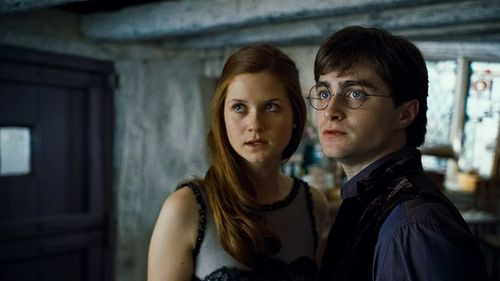 Harry and Ginny - DH Part 1