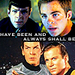 Have been and always shall be - spirk icon