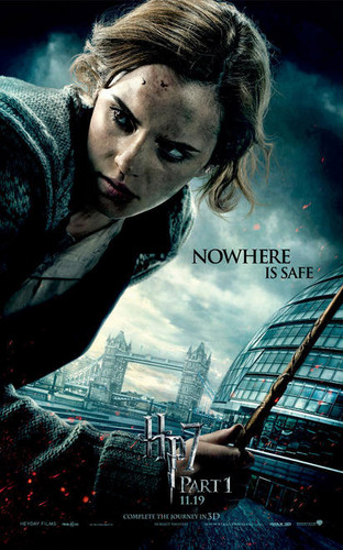 Hermione - Deathly Hallows