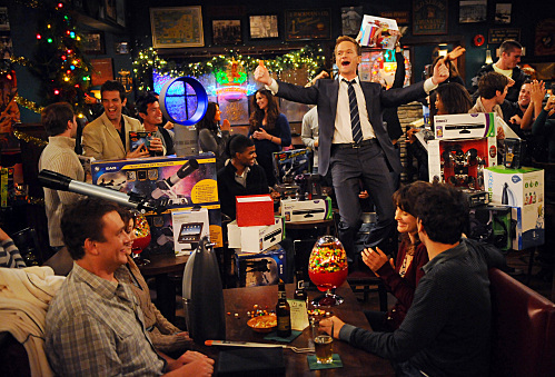 How I Met Your Mother - S0ES12 - False Positive - Promotional 写真