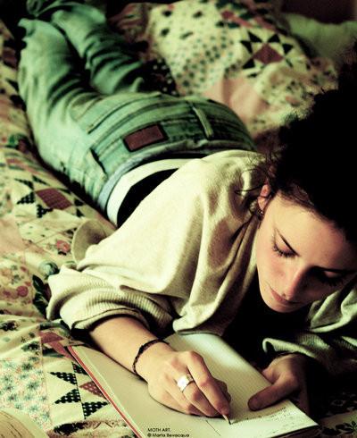 I ♥ 書く
