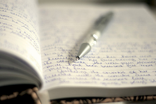 I ♥ menulis