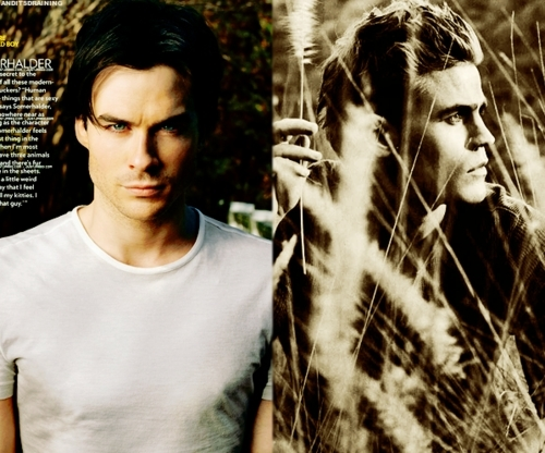 Ian & Paul Sexiest Man Alive Issue <3