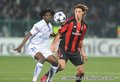 Ibrahimovic - Auxerre-Milan 0-2, Champions League 2010/2011