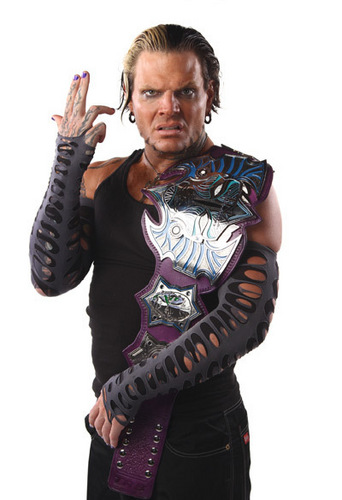 Jeff Hardy wallpaper entitled Immortal Champion