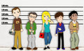 Inusual Suspects kwa Stockerk at DeviantART