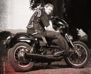 "Jackson ""JAX"" Teller hình nền containing a motorcycle cop entitled JAX"