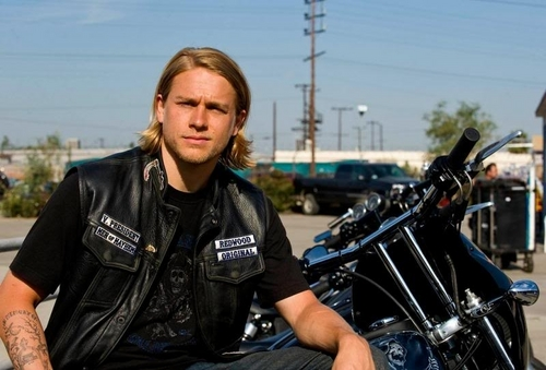 "Jackson ""JAX"" Teller wallpaper entitled JAX"