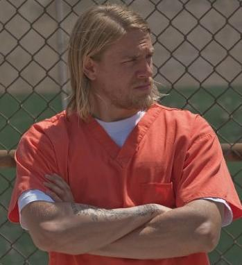 "Jackson ""JAX"" Teller hình nền with a chainlink fence called JAX"
