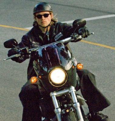"Jackson ""JAX"" Teller wallpaper possibly with a motorcycle cop entitled JAX"
