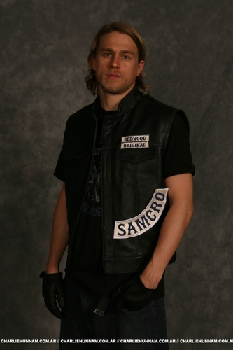 "Jackson ""JAX"" Teller achtergrond possibly containing a jersey entitled JAX"