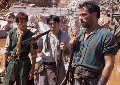 Jack, Alfred & Tom