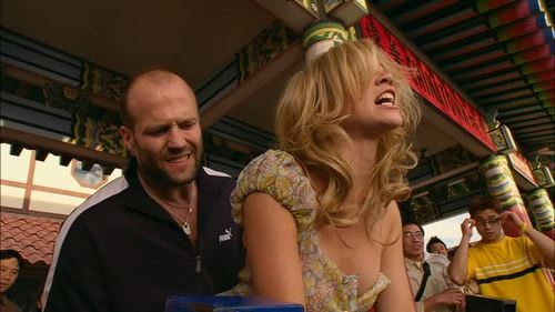 Jason Statham Hintergrund entitled Jason in Crank