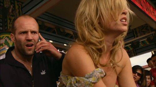 Jason Statham fondo de pantalla probably with attractiveness and a portrait called Jason in Crank