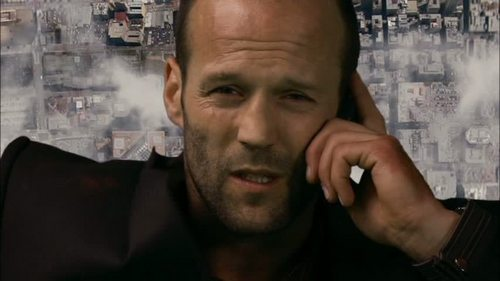 Jason Statham wallpaper probably with a portrait entitled Jason in Crank
