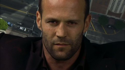 Jason Statham Hintergrund possibly containing a business suit titled Jason in Crank