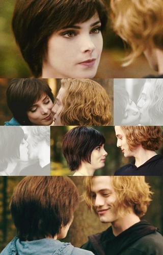 Jasper & Alice. ♥
