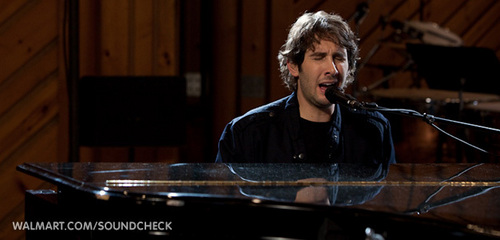 Josh Groban on Walmart Soundcheck
