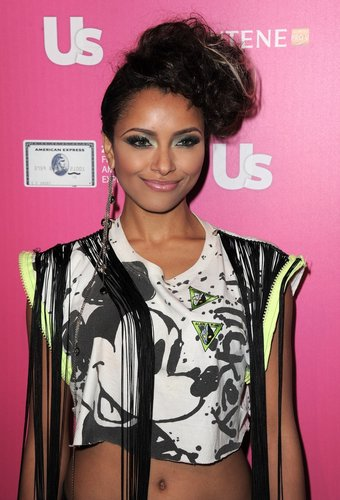 """Katerina at US Weekly's Hot Hollywood """"Stars Who Care"""" Event HQ"""