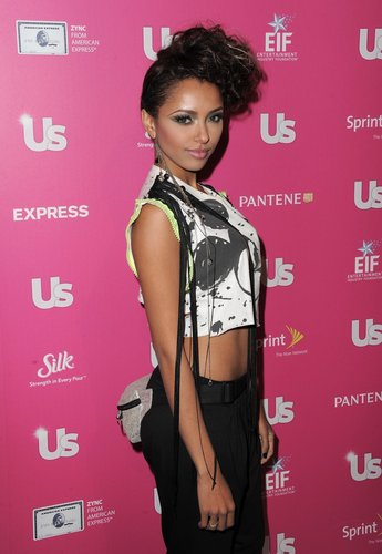"Katerina at US Weekly's Hot Hollywood ""Stars Who Care"" Event"