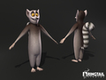 King Julien Anatomy - king-julien-official-club photo