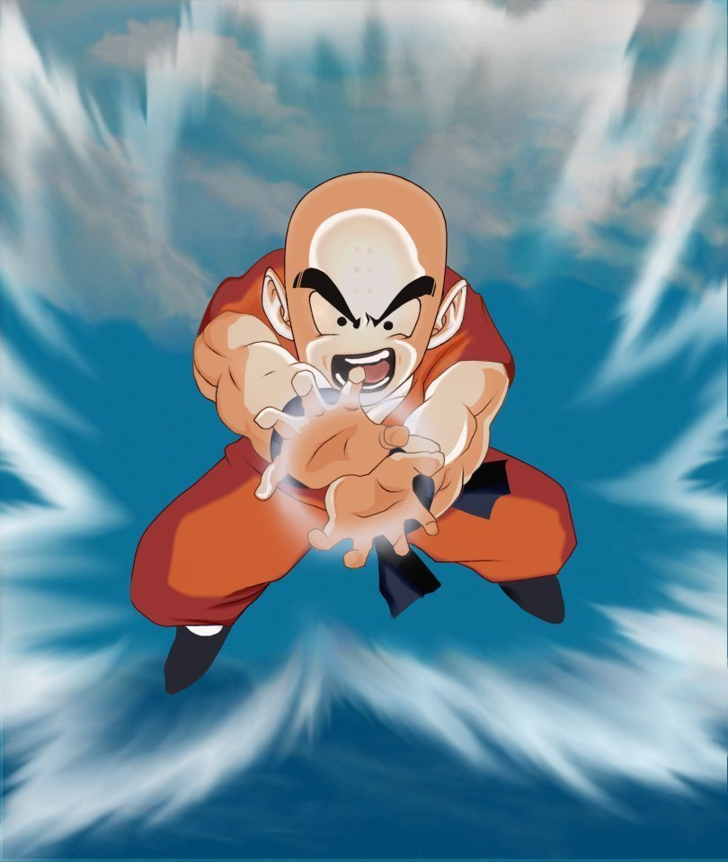 Dragon Ball: Krillin - Gallery Colection