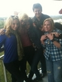 Kristen Stewart -With Fans (New/Old Pic) - twilight-series photo