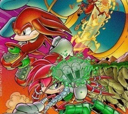 KtE Knuckles and Julie-Su
