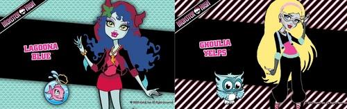 Lagoona & Ghoulia color swap