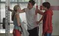 Laura, Channing Tatum & Amanda Bynes in She's the Man