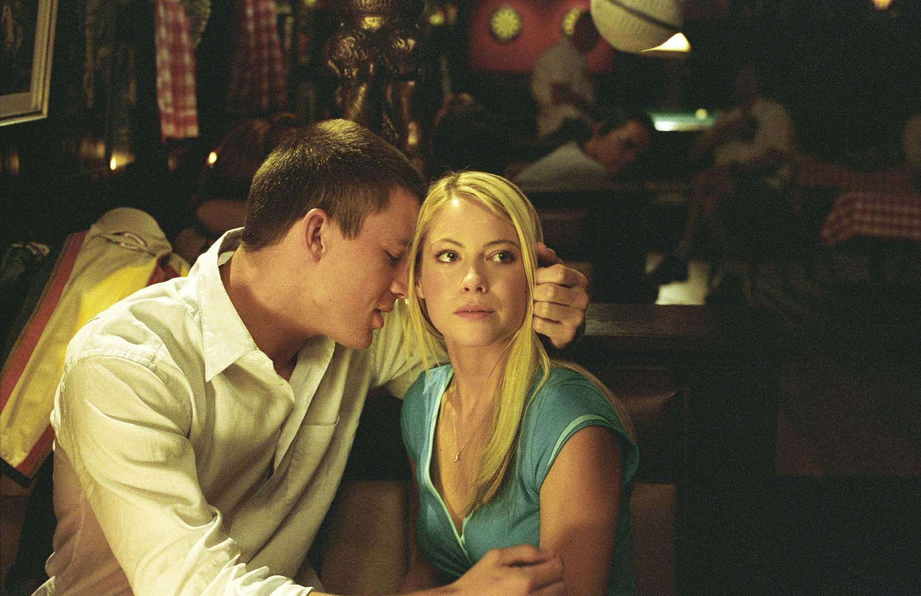 Laura & Channing Tatum in She's the Man