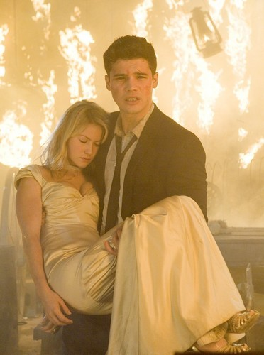 Laura & Steven Strait in The Covenant