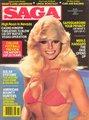 Loni Anderson, Cover of Saga Magazine