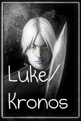 Percy Jackson & The Olympians buku wallpaper entitled Luke/ Kronos