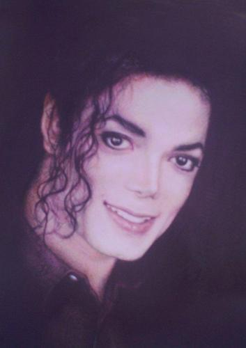 Dangerous era 바탕화면 probably with a portrait called MICHAEL