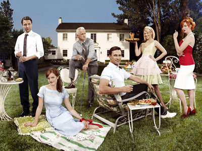 Mad Men Photoshoot