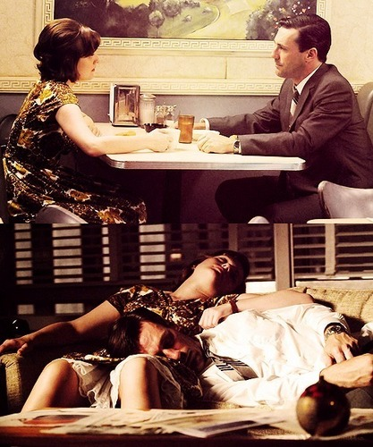 Mad Men - The Suitcase