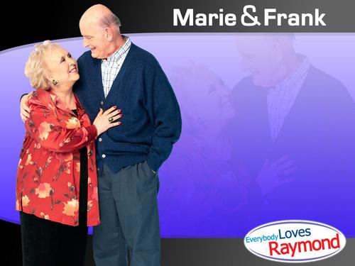 Marie & Frank