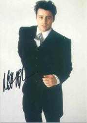 Matt LeBlanc (Autographs)