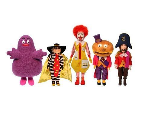 McDonaldland Toys