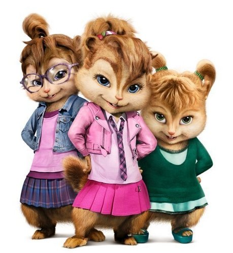 Alvin and the Chipmunks wallpaper called Meet the Chipmunks compentition-The Chipettes
