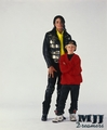 Michael and Mac - michael-jackson photo
